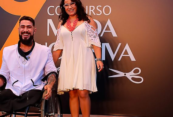 Inovação no design inclusivo é destaque do 9º Concurso de Moda Inclusiva