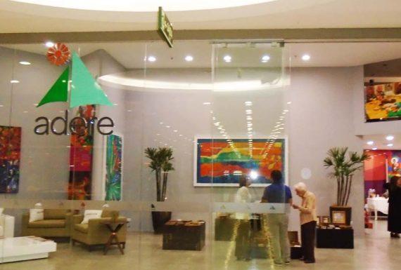 Arte da Inclusão: Adere inaugura galeria no Shopping Lar Center